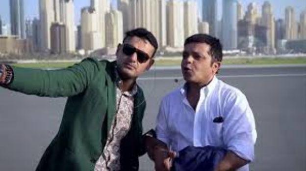 """محمد هنيدي يعلق على برنامج رامز جلال """"مقلب جبار"""""""