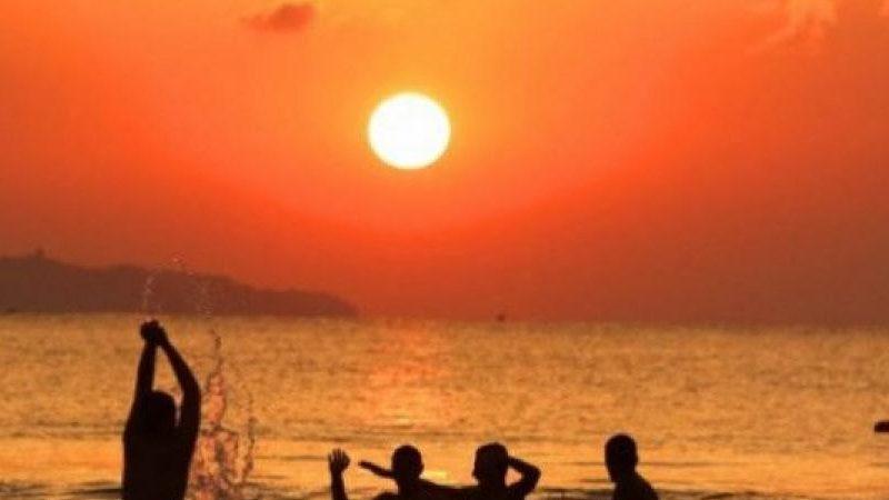 حرائق بسبب موجة الحر الشديد في مصر و3 حالات وفاة