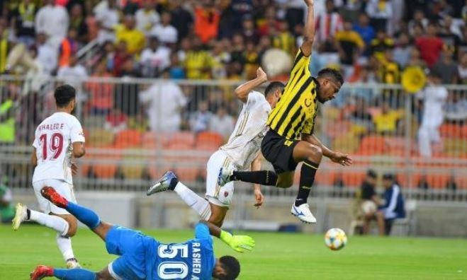الاتحاد يتعادل امام الوحدة الاماراتي ويتأهل لدور الـ16 في دوري أبطال آسيا