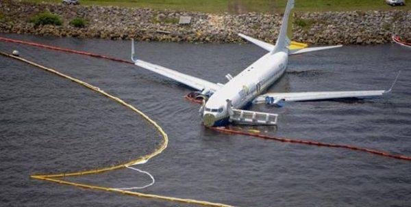 إنزلاق طائرة روسية على متنها 100 راكب دون إصابات