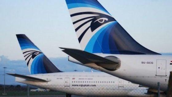 عودة رحلات مصر للطيران إلى السودان