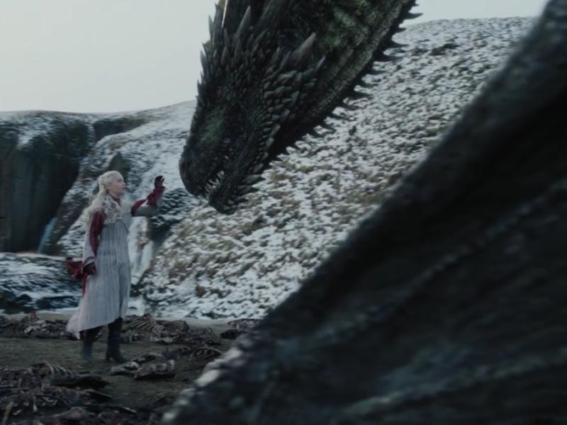 """موعد عرض الحلقة 4 من مسلسل game of thrones """"صراع العروش"""" الجزء الثامن"""