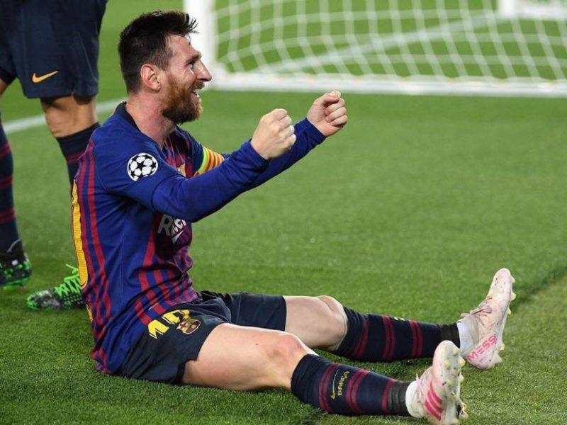 برشلونة يكتسح ليفربول بثلاثية ويقطع شوط كبير نحو نهائي الأبطال