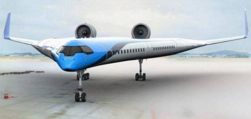 طائرة ستحمل الركاب في الجناحين لأول مرة