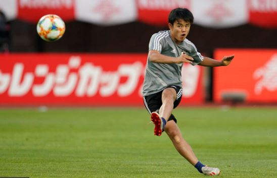 """ريال مدريد يتعاقد مع """"ميسي اليابان"""""""