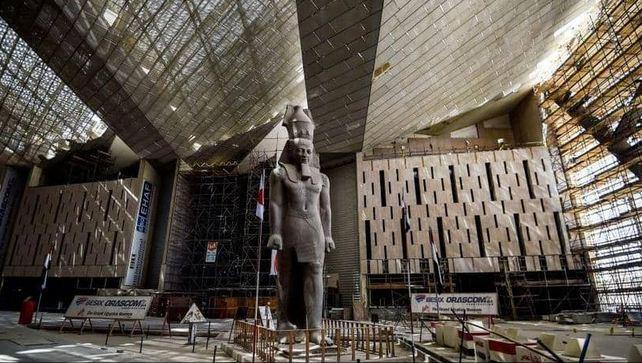 مصر تعلن موعد جديد لافتتاح المتحف الكبير بعد 17 عام