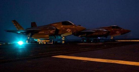 أمريكا تعلن رسميا وقف تدريب طيارين تركيا على إف 35