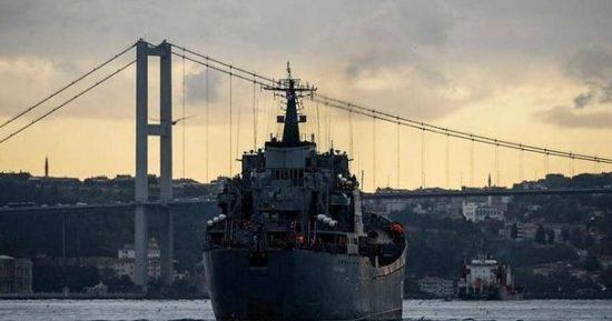 شركة روسية تتولى إدارة ميناء طرطوس السوري بشكل رسمي