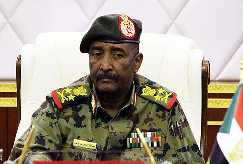 رئيس المجلس العسكري الانتقالي في السودان في زيارة لتشاد