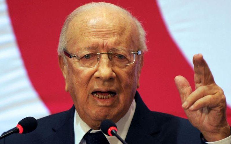 تونس تودع الرئيس السبسي خلال جنازة رسمية