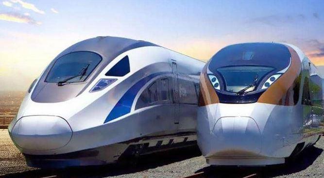 الصين تعمل على تطوير قطار بتقنية حديثة