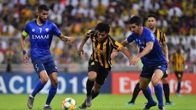 الاتحاد يتعادل سلبياً مع الهلال في اياب دوري أبطال آسيا