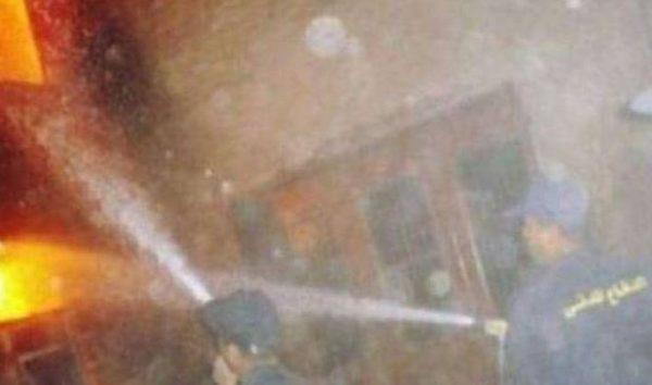 مصر اليوم: حريق ضخم في أكبر شوارع التجمع الخامس