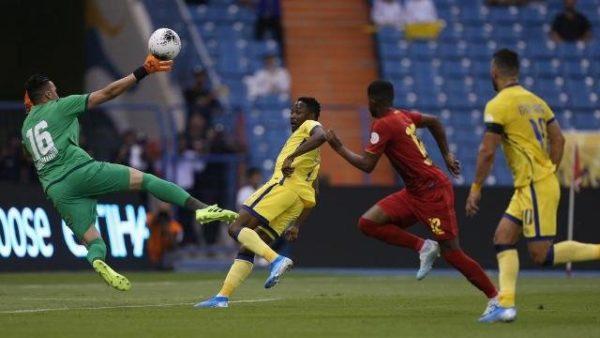النصر يفوز والاهلي يتعثر في افتتاح الدوري السعودي