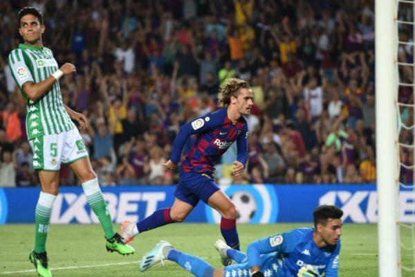 برشلونة يستعيد نغمة الفوز بخماسية في مرمى بيتيس