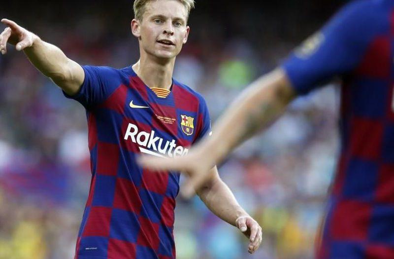 برشلونة في اختبار صعب امام بيتيس في ظل غياب الثلاثي الهجومي للفريق