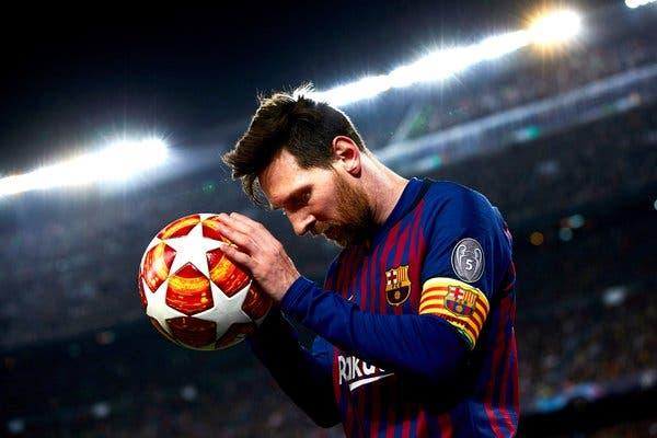 الكشف عن موعد عودة ميسي للمشاركة مع برشلونة