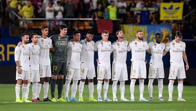 قائمة ريال مدريد المستدعاة لمواجهة إيبار في الجولة الـ13 بالليجا
